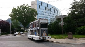 Mobile Unit at North Shore LIJ Katz Woman's Hospital
