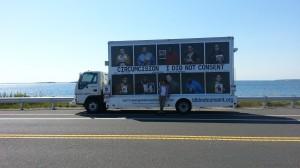 Mobile Unit on Hamptons Tour (Long Island NY)