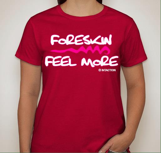 foreskin feel feeling sensation penis sensitivity