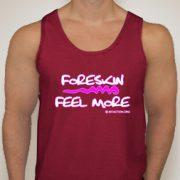 Foreskin Feel More Tank Top Circumcision