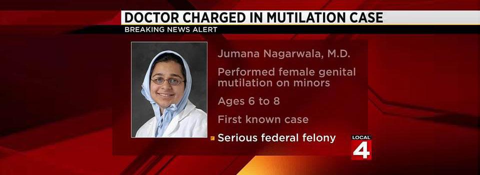 doctor FGM genital mutilation