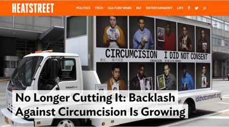 anti circumcision activism