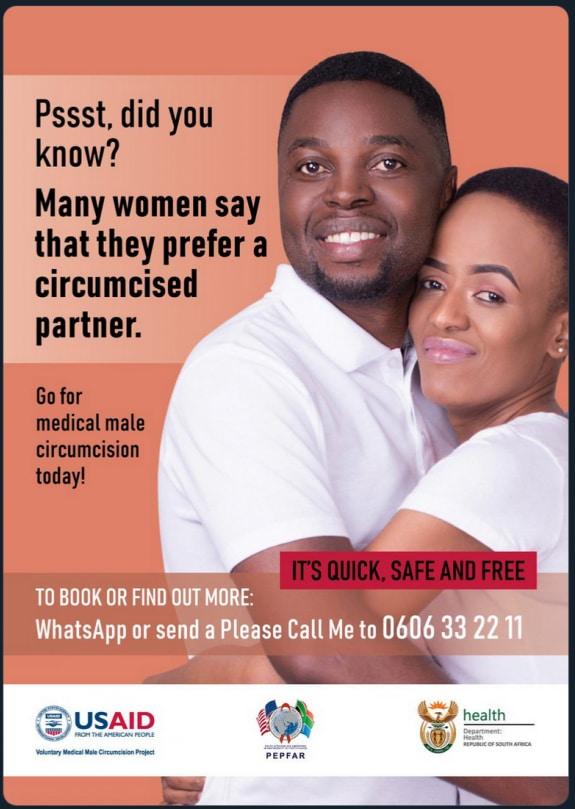 circumcision VMMC propaganda Africa