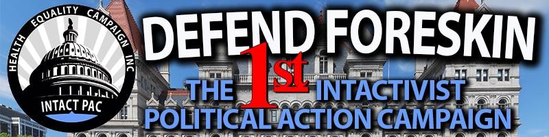 circumcision PAC political action foreskin