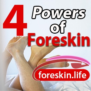 Women prefer foreskin