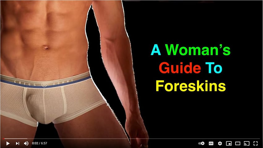 foreskin women sex function history
